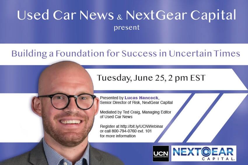 NextGear Capital Helps Dealers Navigate Uncertain Times