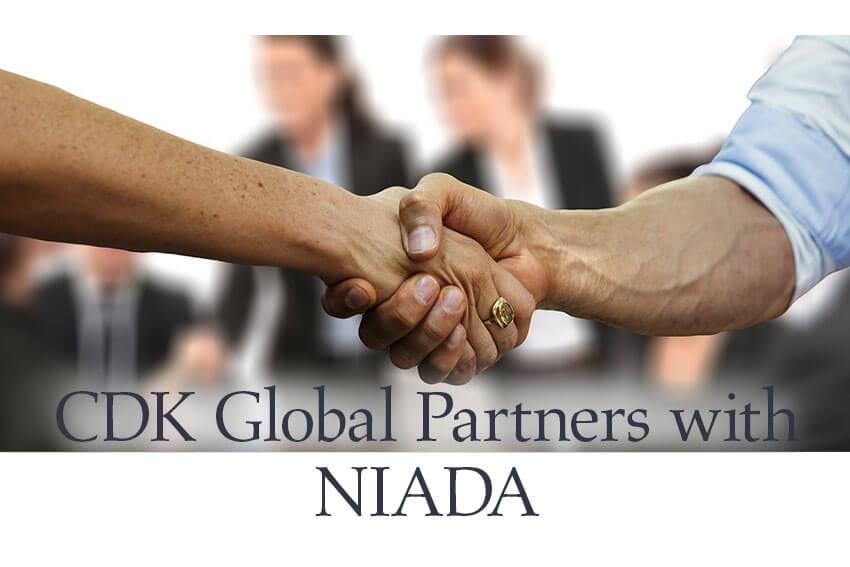 CDK Global Partners with NIADA