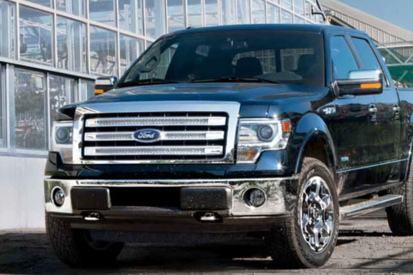 Ford Recalls F-150s for Bad Software Fix