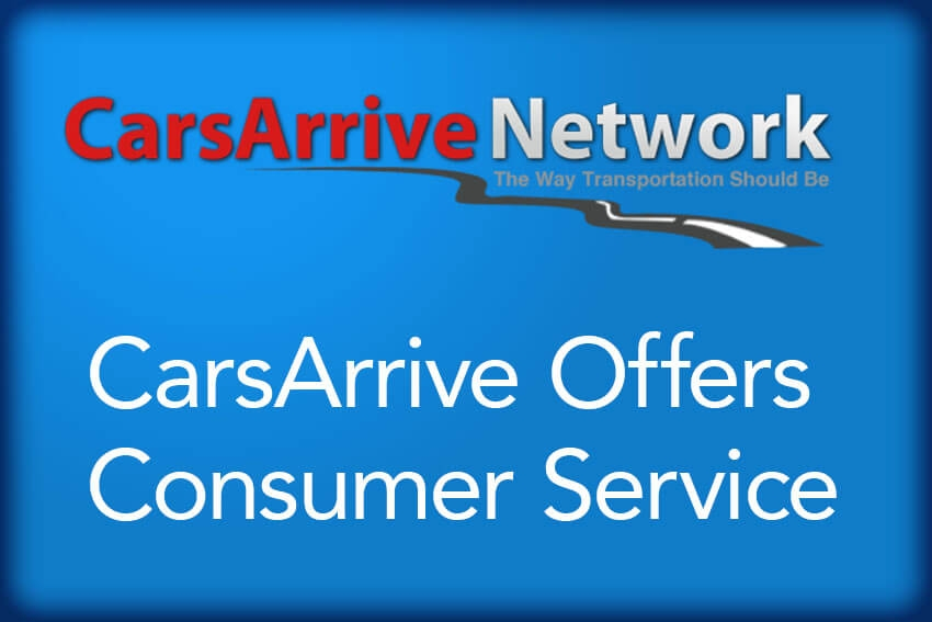 CarsArrive Offers Consumer Service